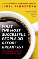 What the Most Successful People Do Before Breakfast Pdf/ePub eBook