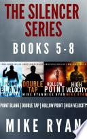 The Silencer Series Box Set Books 5-8