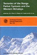 Tectonics of the Nanga Parbat Syntaxis and the Western Himalaya