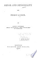 Sense and Sensibility and Persuasion