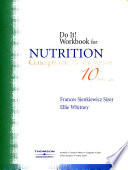 Do It! Workbook for Nutrition