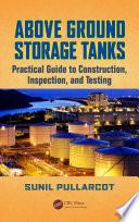 Above Ground Storage Tanks