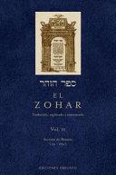 El Zohar, Vol. IX: Seccion de Shemot (2a - 22a) = The Zohar