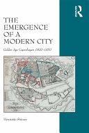 The Emergence of a Modern City [Pdf/ePub] eBook