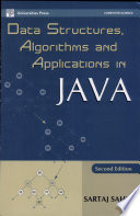 Data Structures , Algorithms, And Applications In Java (second Edition)