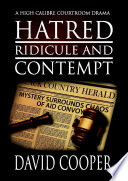 Hatred Ridicule And Contempt Book PDF