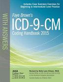 ICD-9-CM Coding Handbook with Answers 2015