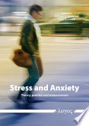 Stress and Anxiety  Theory  practice and measurement
