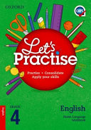 Books - Oxford Lets Practise English Home Language Grade 4 Practice Book | ISBN 9780190408718