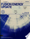 Fusion Energy Update