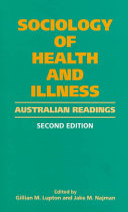 Sociology of Health and Illness