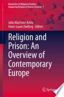 Religion and Prison  An Overview of Contemporary Europe