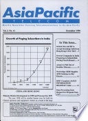 Asia Pacific Telecom Newsletter