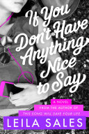 Pdf If You Don't Have Anything Nice to Say