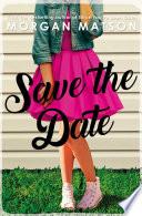 Save The Date Book PDF