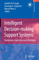Intelligent Decision making Support Systems