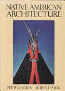 Native American Architecture Book