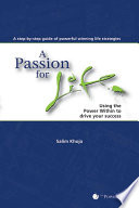 A Passion For Life Book Online
