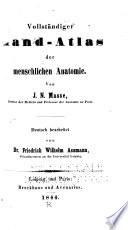 Vollständiger Hand-Atlas Der Menschlichen Anatomie