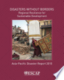 The Asia Pacific Disaster Report 2015 Book PDF