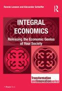 Pdf Integral Economics Telecharger