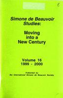 Simone de Beauvoir Studies