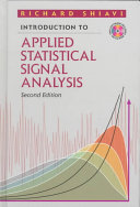 Introduction To Applied Statistical Signal Analysis Book PDF