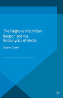 Bergson and the Metaphysics of Media Pdf/ePub eBook