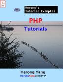 PHP Tutorials   Herong s Tutorial Examples