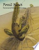 Fossil News: The Journal of Avocational Paleontology: Vol. 21, No. 2 (Summer 2018)