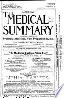 The Medical Summary
