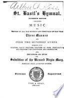 St  Basil s Hymnal Book