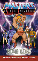 Masters Of The Universe Mad Libs Book PDF