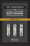 The 7 Qualities of Highly Secure Software [Pdf/ePub] eBook
