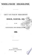 Lijst van nieuw verschenen boeken