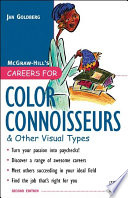 Careers for Color Connoisseurs   Other Visual Types  Second edition