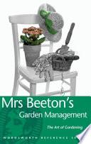 Mrs Beeton's Garden Management