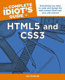 The Complete Idiot's Guide to HTML5 and CSS3 [Pdf/ePub] eBook