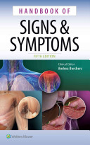 Cover of Handbook of Signs and Symptoms