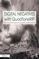 Digital Negatives with QuadToneRIP