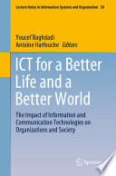 ICT for a Better Life and a Better World