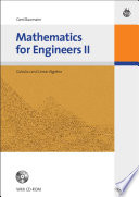 Mathematics for Engineers II