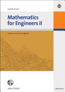Mathematics for Engineers II [Pdf/ePub] eBook