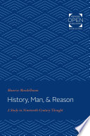 History  Man  and Reason