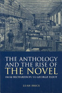 The Anthology and the Rise of the Novel ebook