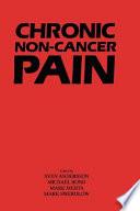 Chronic Non Cancer Pain