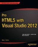 Pro HTML5 with Visual Studio 2012