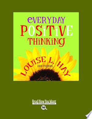 Download Everyday Positive Thinking Free Books - Dlebooks.net