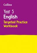 Year 5 English Targeted Practice Workbook