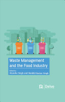 Waste Management and the Food Industry Book